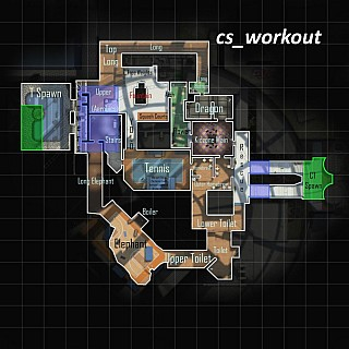 callouts extra cs workout